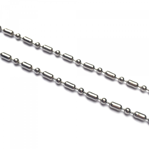 High Quality Military Necklace Chain Stainless Steel for Women