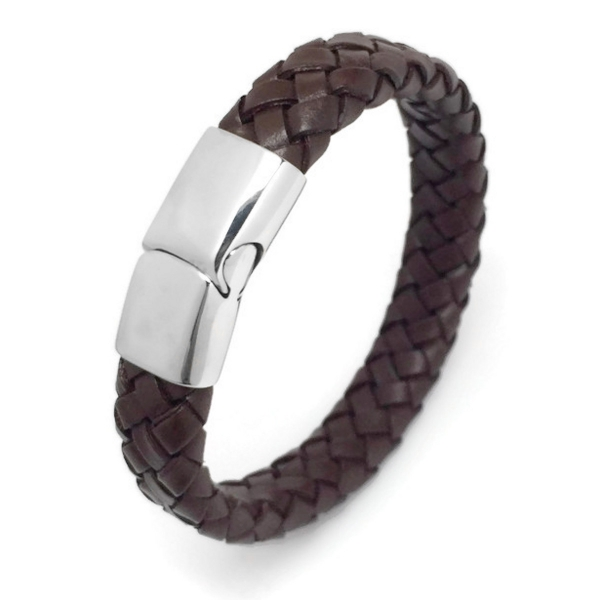 Classy wristband watch alternative Secure Magnet Clasp