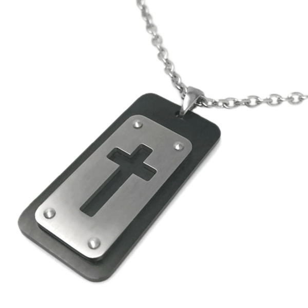 Unique Classy Masculine Religious Necklace Jewelry  Gifts for Men
