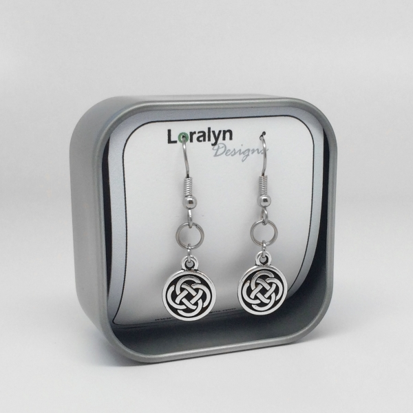 Irish Symbol Jewelry Gift for Girlfriend Anniversary Birthday Christmas