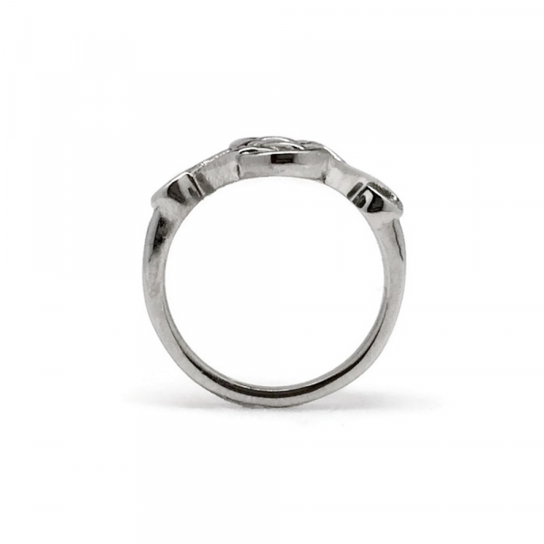 Beautiful Right Left Hand Pinky Ring for Sensitive Skin