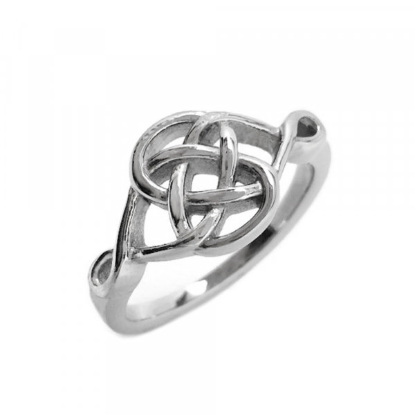 Promise Ring for Girlfriend Cheap Affordable Silver 316L
