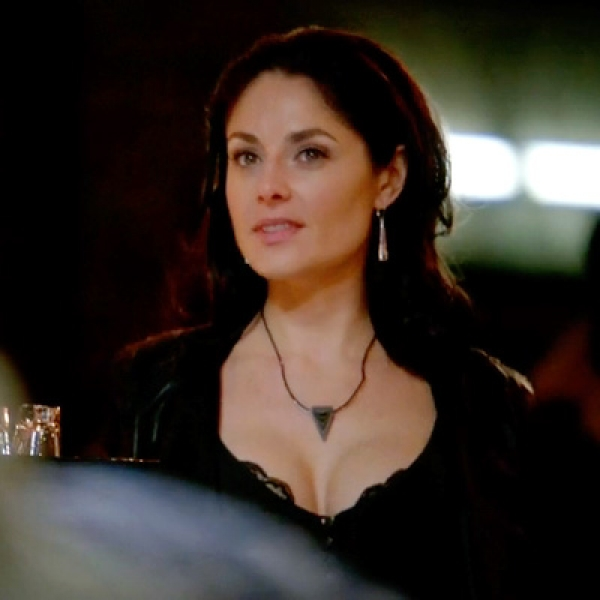 Jewelry worn on The Vampire Diaries TV show by seductress Krystal