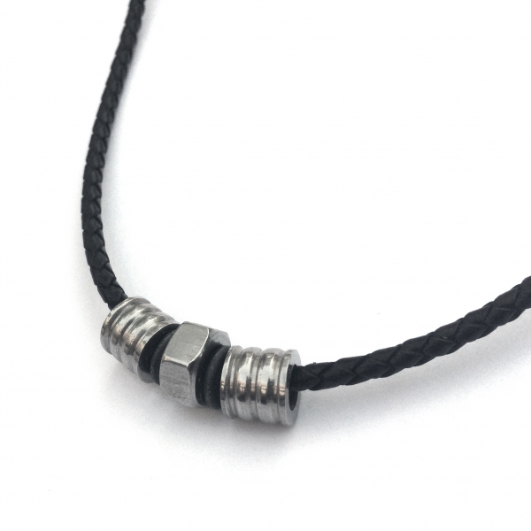 Casual Jewelry for Men Biker Necklace