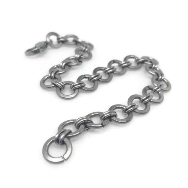 Chain Link Jewelry Lobster Clasp