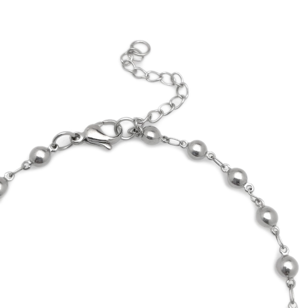 Fancy Ball and Chain Gift for Wife with Extender Chain for Sizing