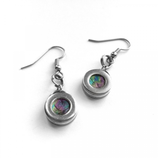 Unique Silver Stainless Steel Jewelry for Woman