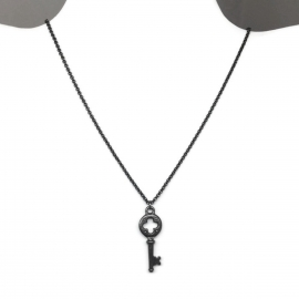 Gothic Baroque Jewelry Stainless Steel Women