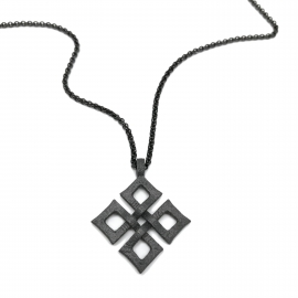 Gothic Cross Necklace for Her Gift for Daughter Sister Girlfriend