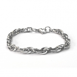 Thich 316L Stainless Steel Chain Bracelet