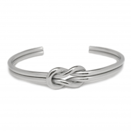 Tie the knot bridesmaid gift celtic loop jewelry for women