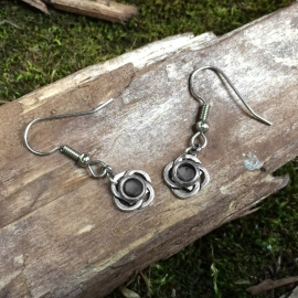 Silver Celtic Weave Design Jewelry