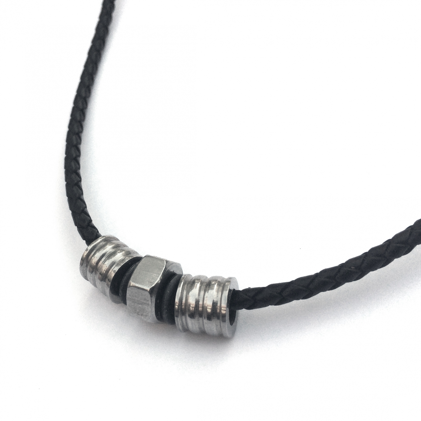 About Men's Leather Jewelry We hope you enjoy exploring our men's leather jewelry collection. Artisans throughout the globe handcraft these unique men's leather bracelets and necklaces.
