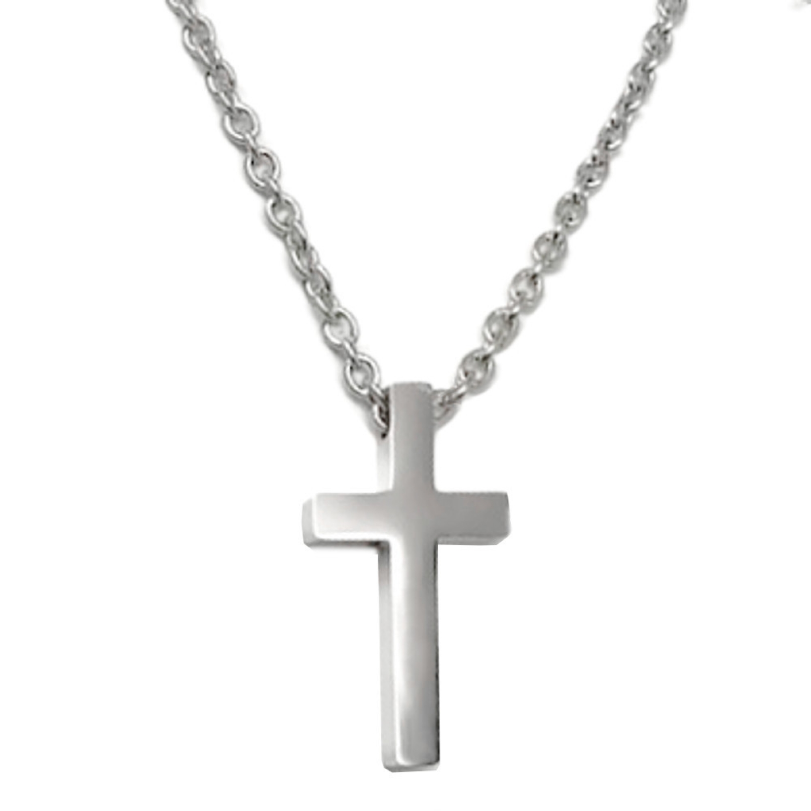 silver pendant james zi latin p sterling plain avery cross dillards necklace